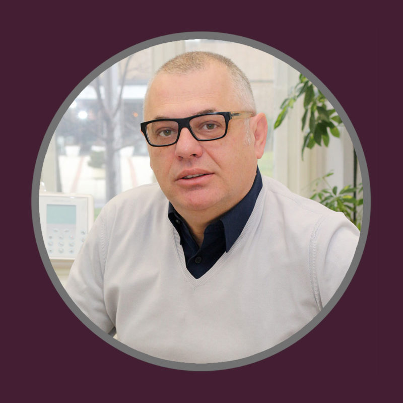 Robert Šalinović, DMD, specialist in orthodontics