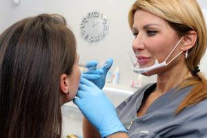 Povećanje usana hijaluronskom kiselinom